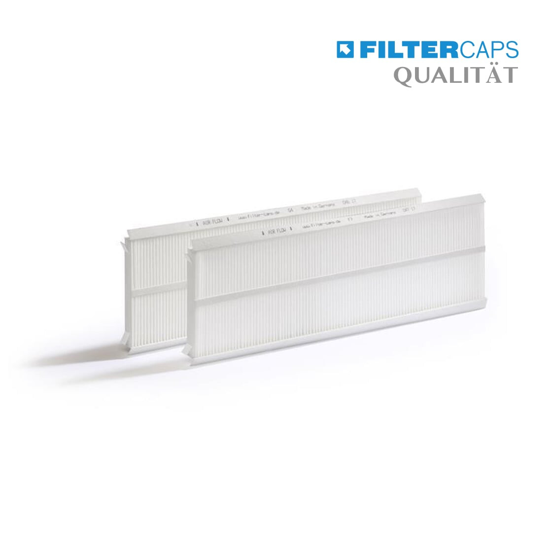 Sparhai24 Zehnder ComfoAir Q 350 Q350 TR Filter 2X G4 Alternative Ersatzfilter
